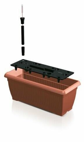 BALCON CAN boîte de 60 cm + système d'irrigation
