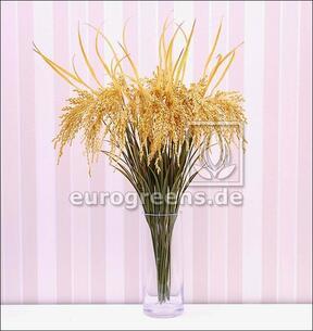 Branche artificielle Riz semé 75 cm