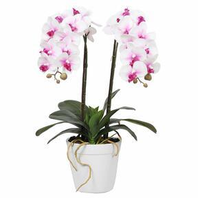 Orchidée artificielle 43 cm