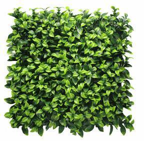 Panneau artificiel Gardenia - 50x50 cm