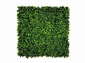 Panneau de feuilles artificielles Citrus Maxima - 50x50 cm
