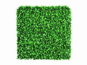 Panneau de feuilles artificielles Hêtre - 50x50 cm