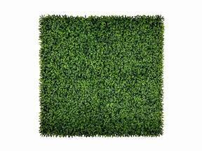 Panneau de feuilles artificielles Lily - 50x50 cm