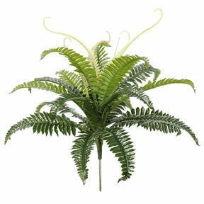 Plante artificielle fougère de Boston 55 cm