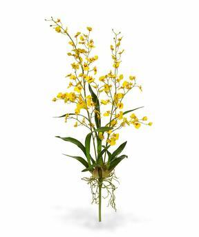 Plante artificielle Orchidea Oncídium 80 cm