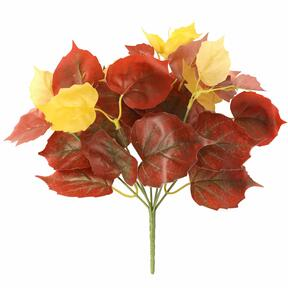 Plante artificielle Pavinič rouge 25 cm