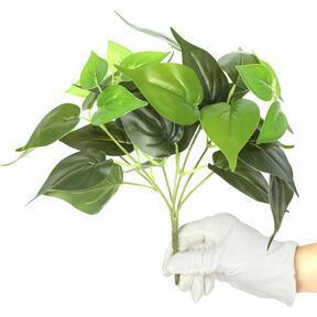 Plante artificielle Philodendron Cordatum 25 cm
