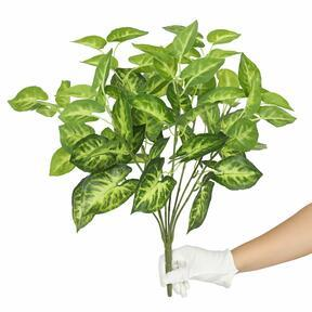 Plante artificielle Taro Araceae 45 cm