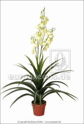 Plante artificielle Yucca belle 125 cm
