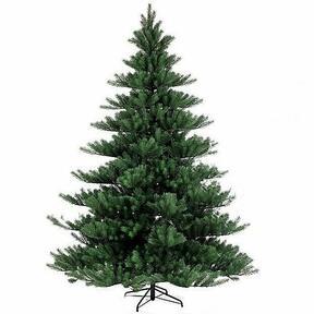 Sapin de Noël artificiel Nordmann Alnwick 270 cm