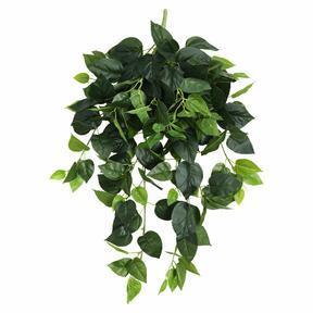 Vrille artificielle Basilic vert 80 cm