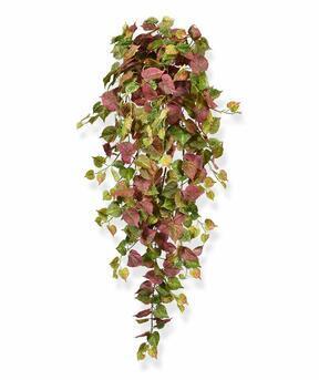 Vrille artificielle Peuplier d'automne 100 cm