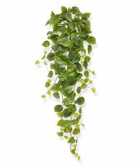 Vrille artificielle Philodendron 80 cm