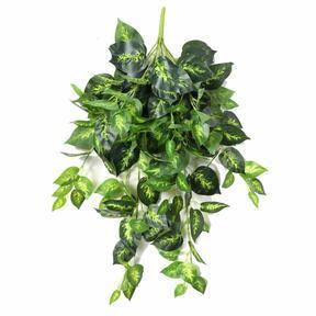 Vrille artificielle Taro Araceae 80 cm
